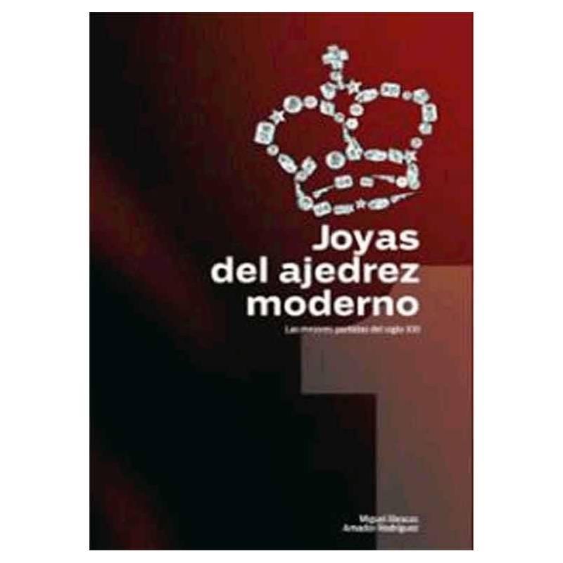 Libro Joyas del ajedrez moderno vol1