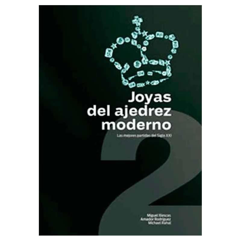 Llibre Joies dels escacs modern vol2