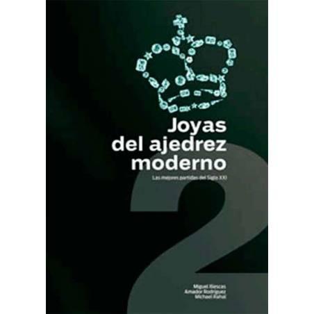 Libro Joyas del ajedrez moderno vol2