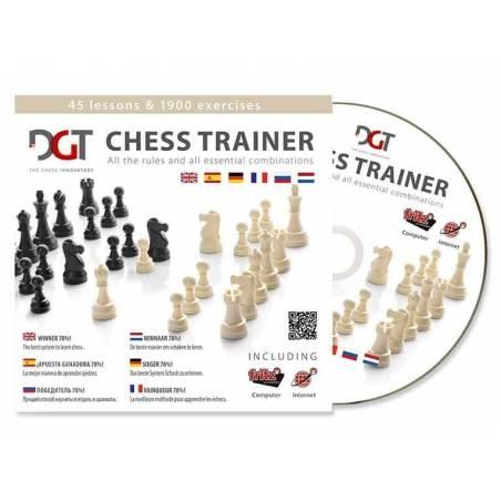 Chess Trainer CD
