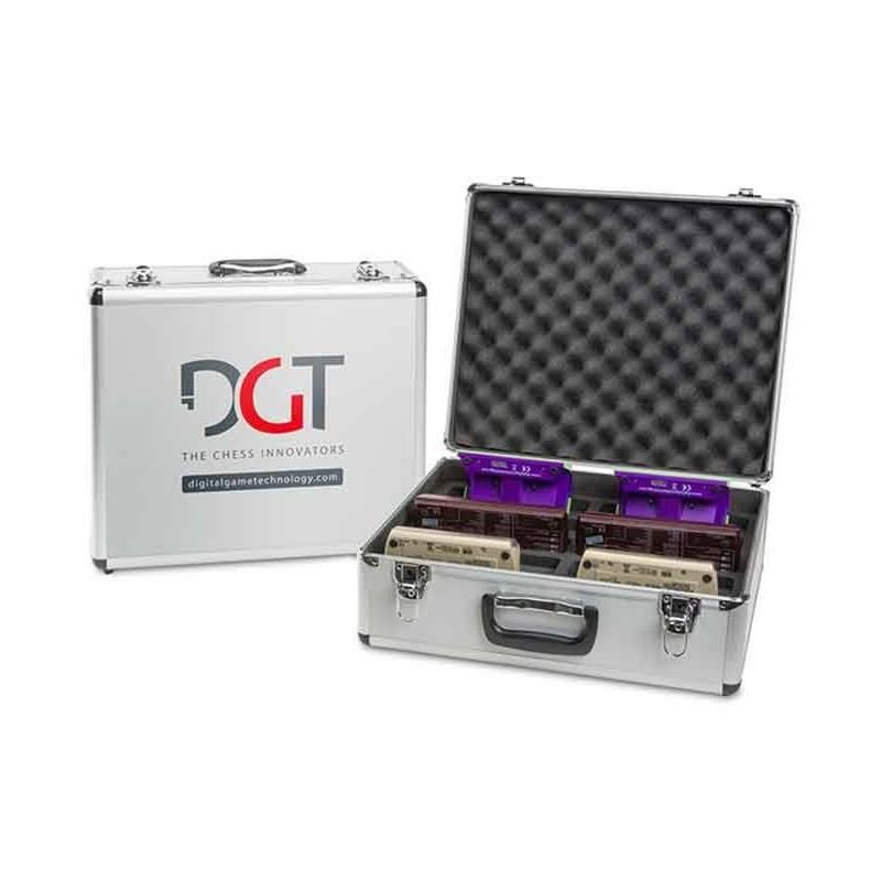 Caixa per guardar 10 rellotges  escacs DGT diferents models