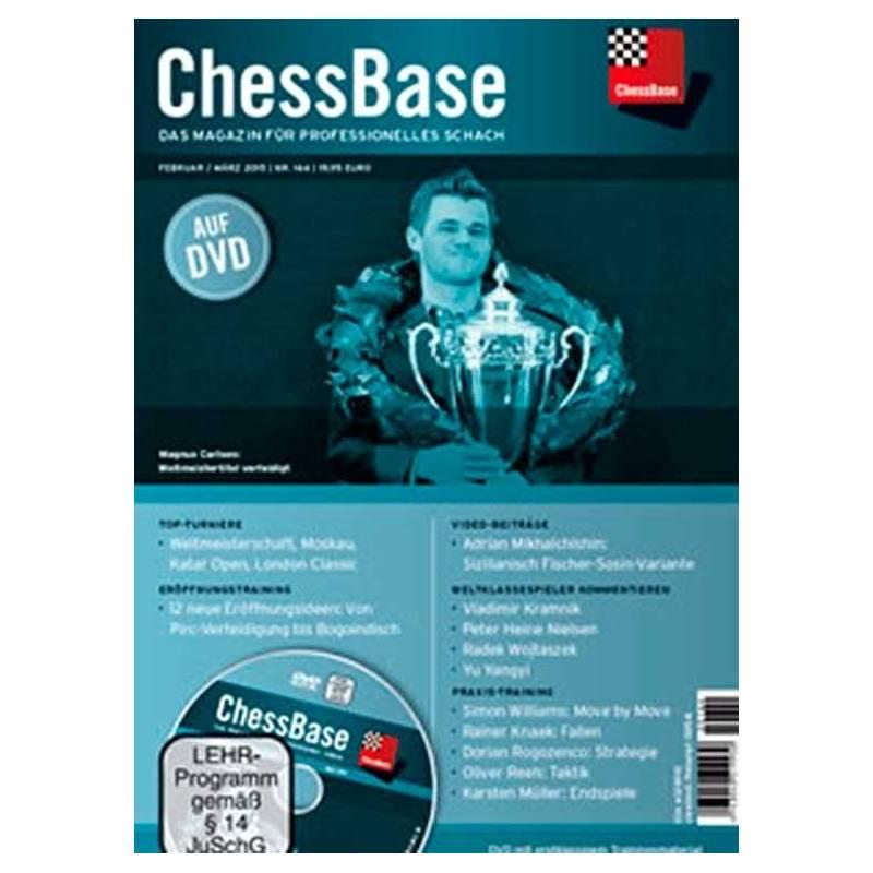 Chessbase Magazine 164