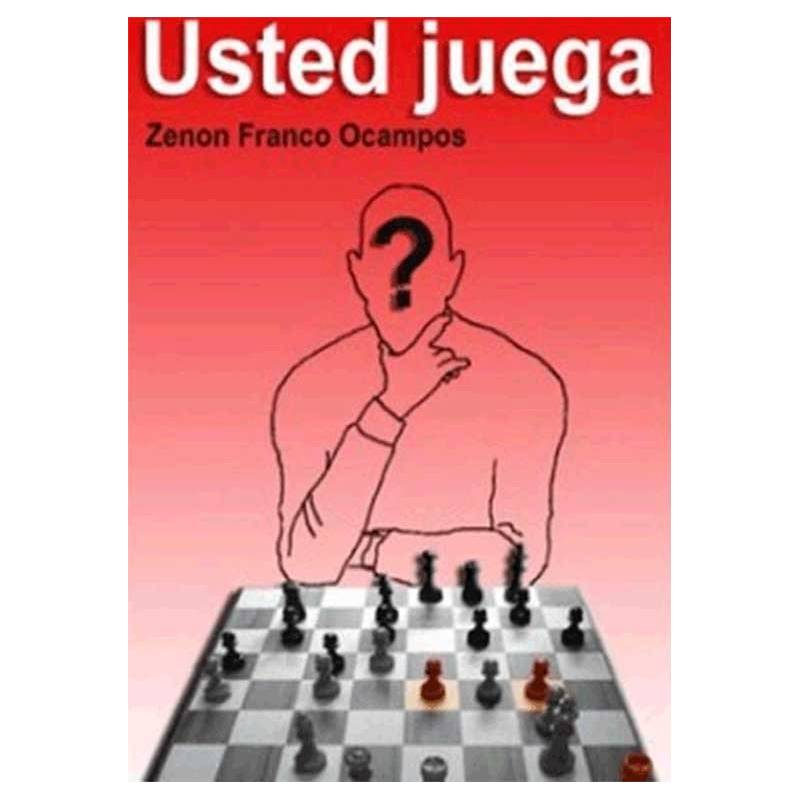 Libro ajedrez Usted juega