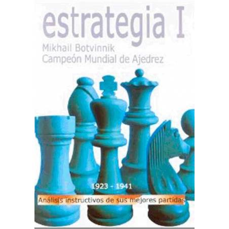 Estrategia 1. Botvinnik 1923-1941