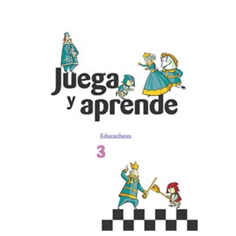 Juega y aprende ajedrez 3 de Balagium