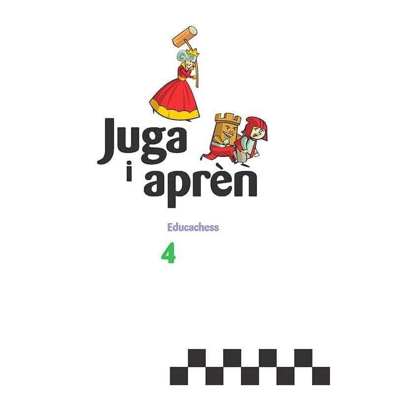 Juega y aprende ajedrez 4 de Balagium