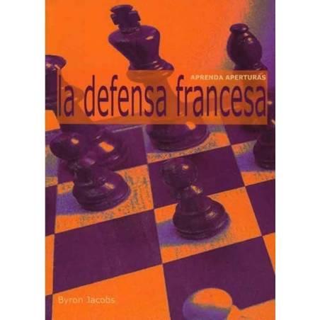 Aprenda aperturas. La defensa Francesa
