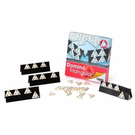 Dominoes triangular