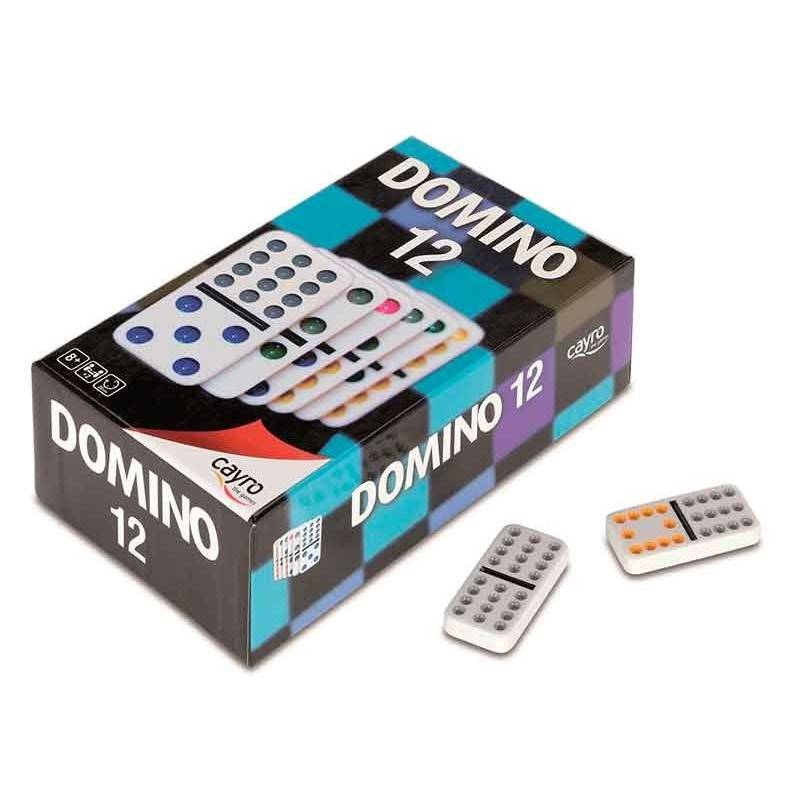 Dominoes double 12 Cayro