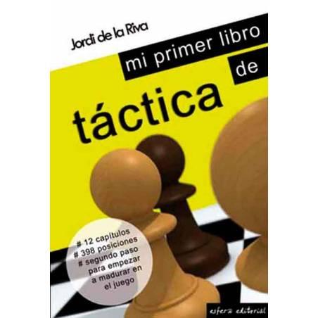 Llibre escacs El meu primer llibre de tàctica