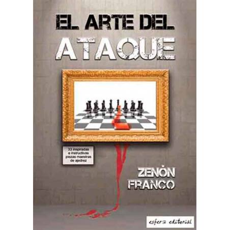 Chess book The art of attack