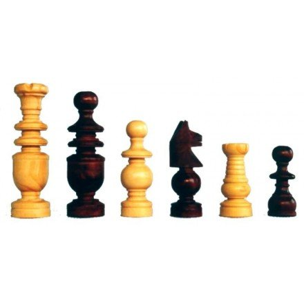 Current chess pieces