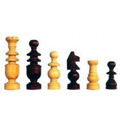 Current chess pieces 84 mm.