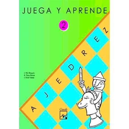 Juega y aprende ajedrez 2 de Balagium