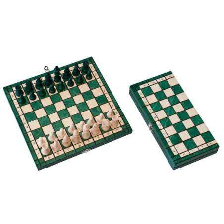 chess set in 3 colours