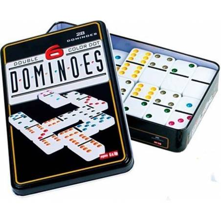 Dominoes double 12