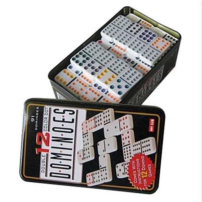 Dominoes 12