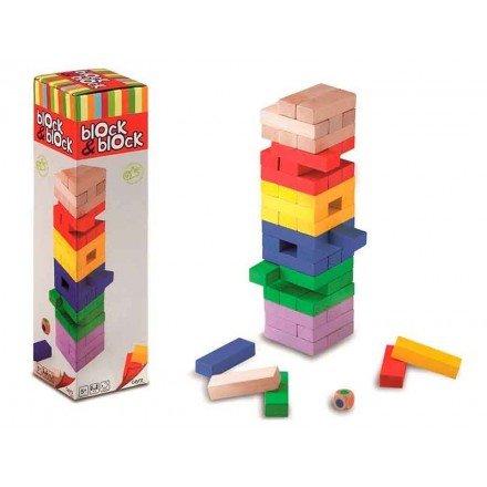 Block & Block Colores