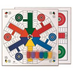 Parcheesi 4 and 6 players Cayro