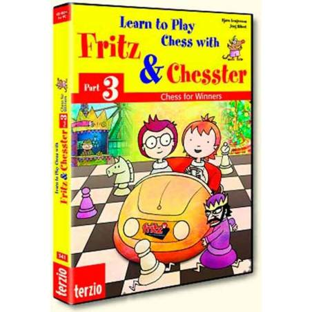 El petit Fritz 3. Chess for Winners