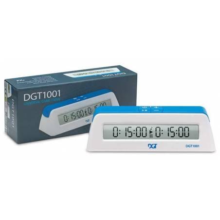 Reloj digital ajedrez DGT 1001