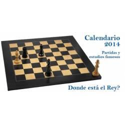 Calendari 2016 partides famoses