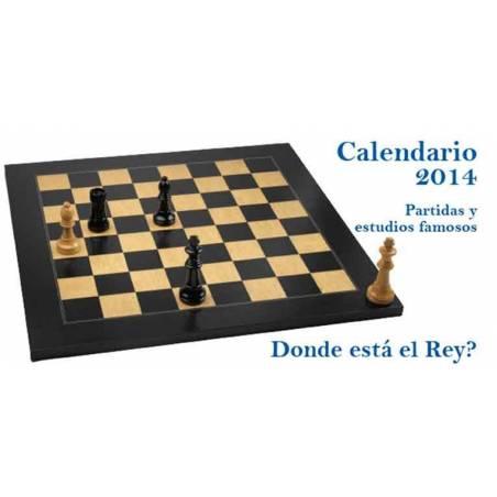 Calendario 2016 partidas famosas