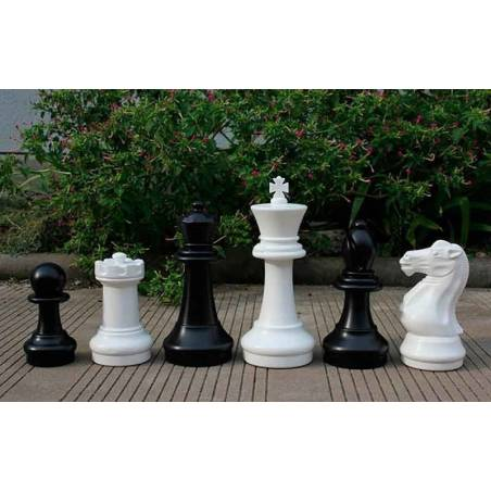 Big chess set 40 cm.