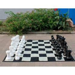 Big chess set 40 cm.