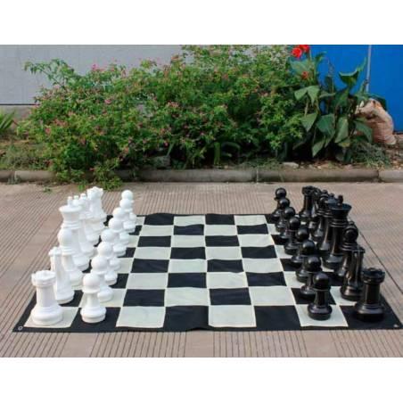 Joc d'escacs gran 40 cm.