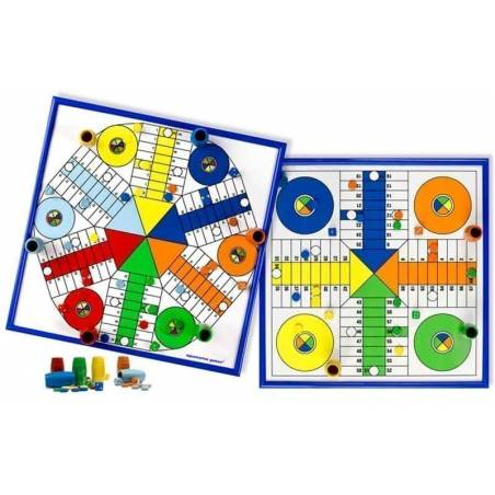 Parcheesi 4 and 6 players