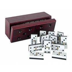 Dominoes with exclusive luxury box