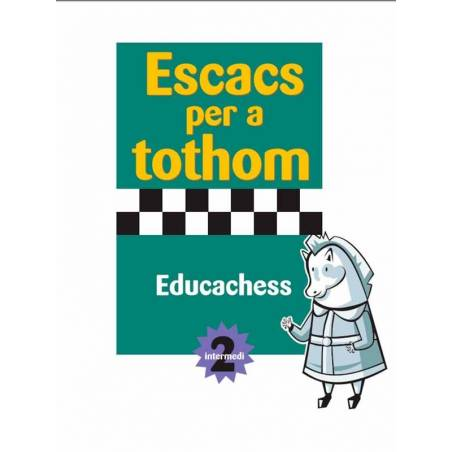 Chess for everybody. intermediate 2