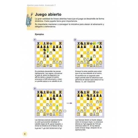 Escacs per a tothom. avançat 2