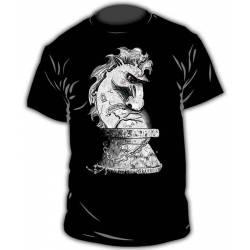 Camiseta ajedrez modelo 1