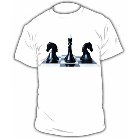 Chess T-shirt model 6