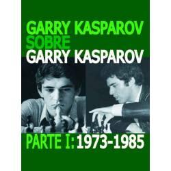 Chess book Garry Kasparov about Garry Kasparov