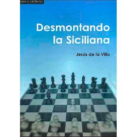 Llibre escacs Desmuntant la Siciliana