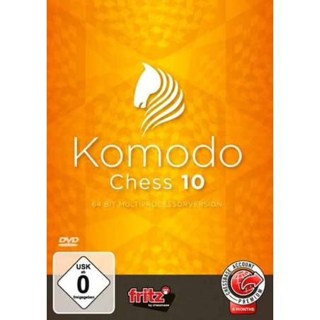 Chess program Komodo 10