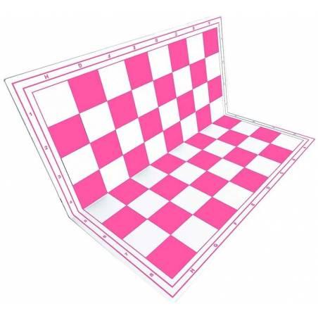 Tablero ajedrez Rígido plegable de colores