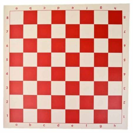 Roll vinyl chess board