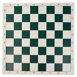 Tablero ajedrez enrollable vinilo