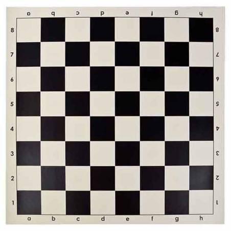 Tauler escacs enrotllable vinil 43 cm.