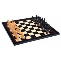 Conjunto ajedrez serie Black