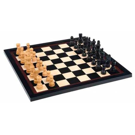 Chess Set Black Series
