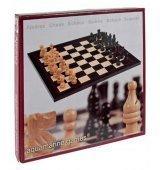 Chess Set Black Series