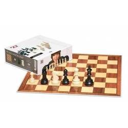 DGT Chess Box Starter Gris (board and pieces)