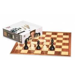 Ajedrez DGT Chess Starter Box (tablero, piezas, cd y reloj digital)