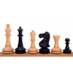 Chess wooden pieces Blackmore
