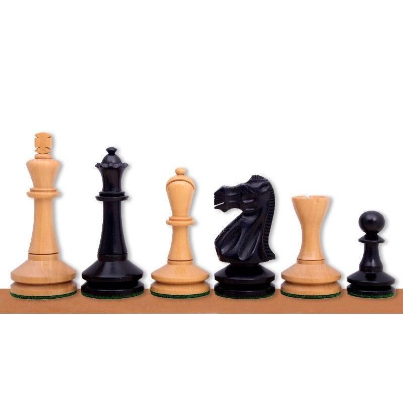 Piezas ajedrez madera Blackmore